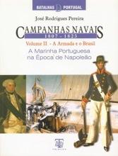 Campanhas Navais  1807- 1823 - Vol II