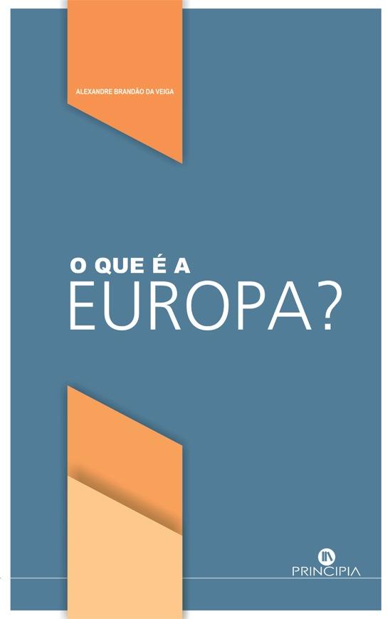 O Que é a Europa? - OUTLET