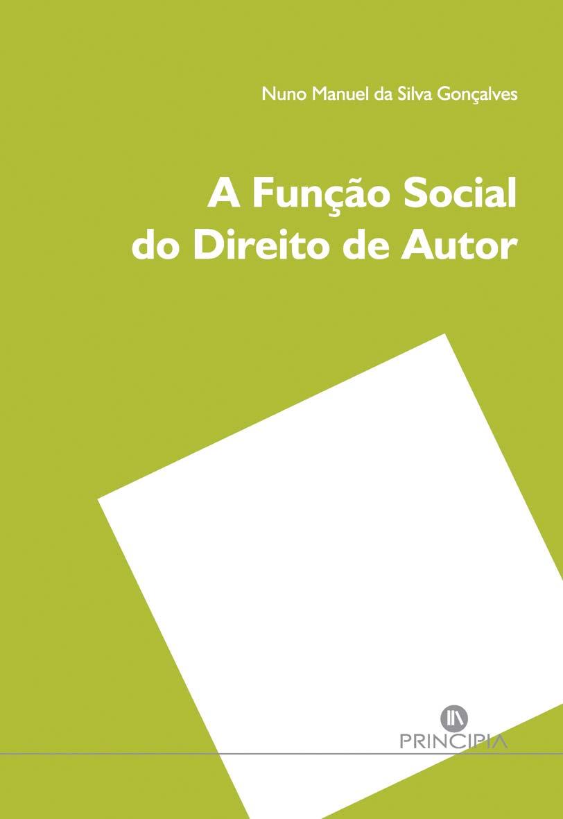 A Função Social do Direito de Autor