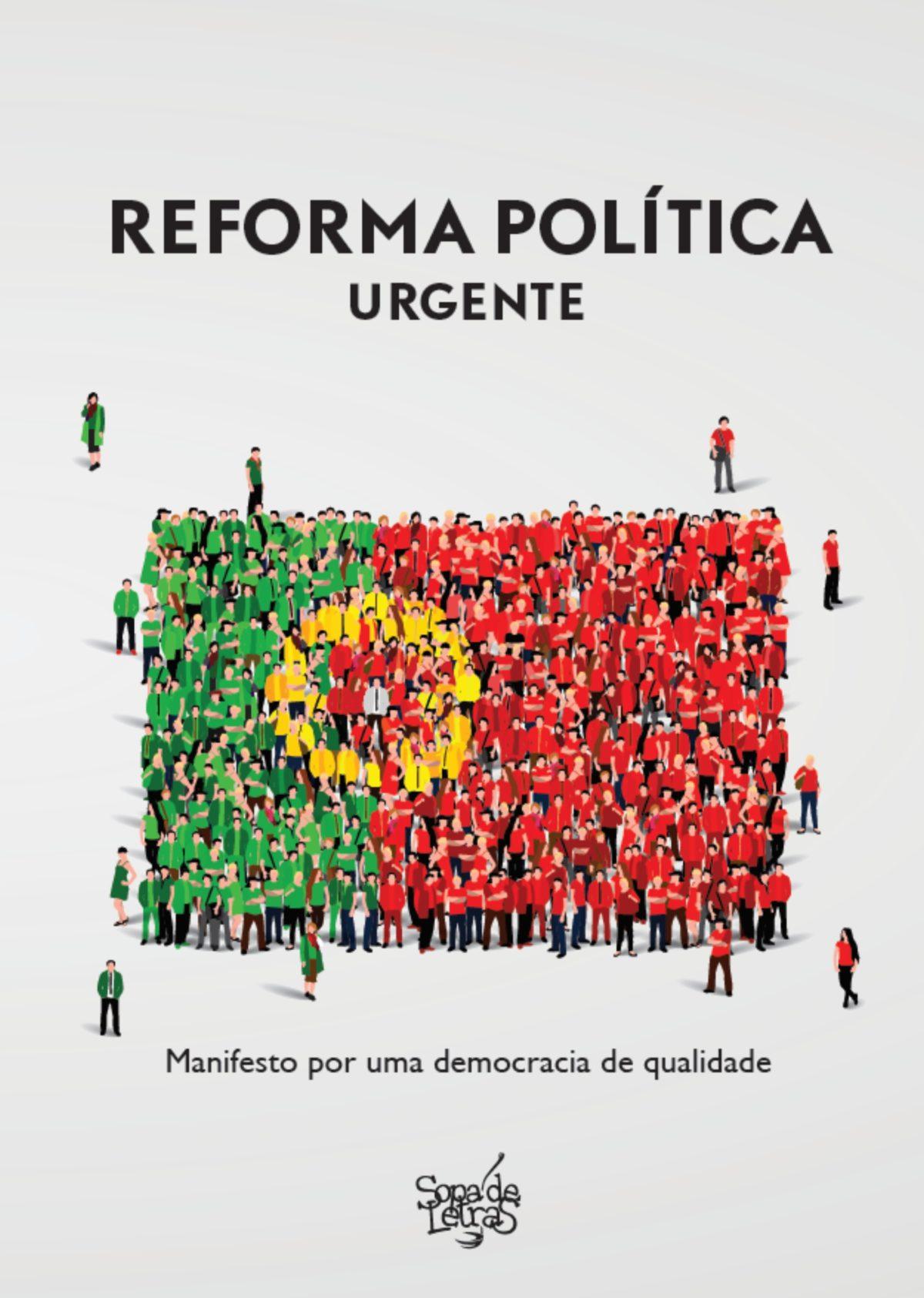 Reforma Politica Urgente  - OUTLET